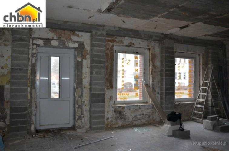 Lokal usługowy 100 m2