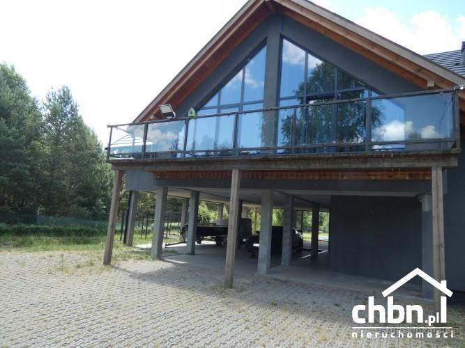Nowoczesny, wyjątkowy i oryginalny dom z dostępem do rzeki!!!