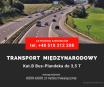 Praca dla kierowców Kat.B Bus-Plandeka do 3,5 T