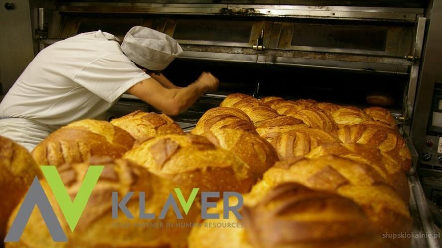 Piekarz / cukiernik – Miejsce pracy: Belgia, Holandia